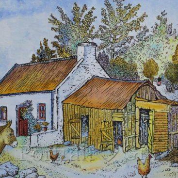 A Village House
