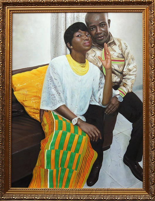 African Young Couple 2