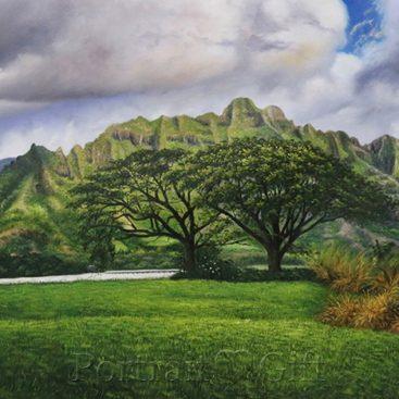 Spectacular Landscape