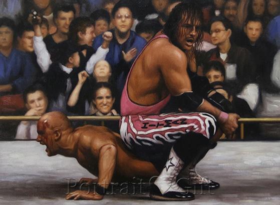 Wrestling Wrestlemania Matches