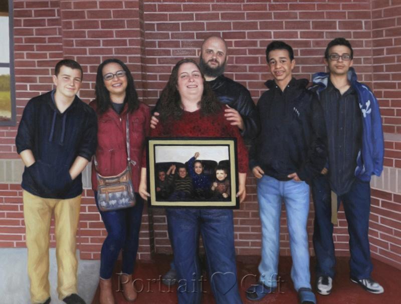 Rebecca's Family